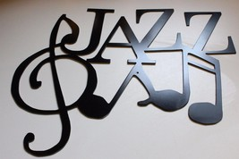 JAZZ Wall Art with Musical Notes by HGMW - $12.86