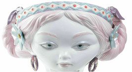 Lladro 01007289 Byzantine Head Color Porcelain Figurine Limited Edition New - $1,287.00