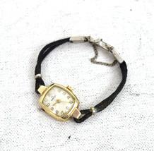 Omega Watch 14K Gold Filled Dress Ladies - $141.03