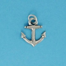Admiralty Pattern Anchor Charm - $45.54+