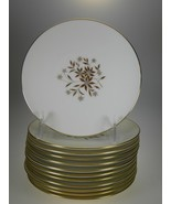 Lenox Starlight Bread & Butter Plates Set of 12 - $37.36