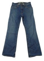 GAP Womens Jeans Size 6 Ankle (Actual 29x29) Flare Medium Wash Denim - $33.64
