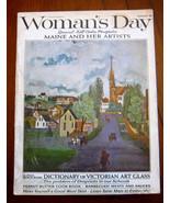 August 1964 Woman's Day Magazine Decorating Mid Century Vintage Life Mai... - $18.00