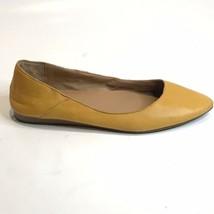 LUCKY BRAND - Size 6.5 M Yellow Bylando Flat  - $39.15