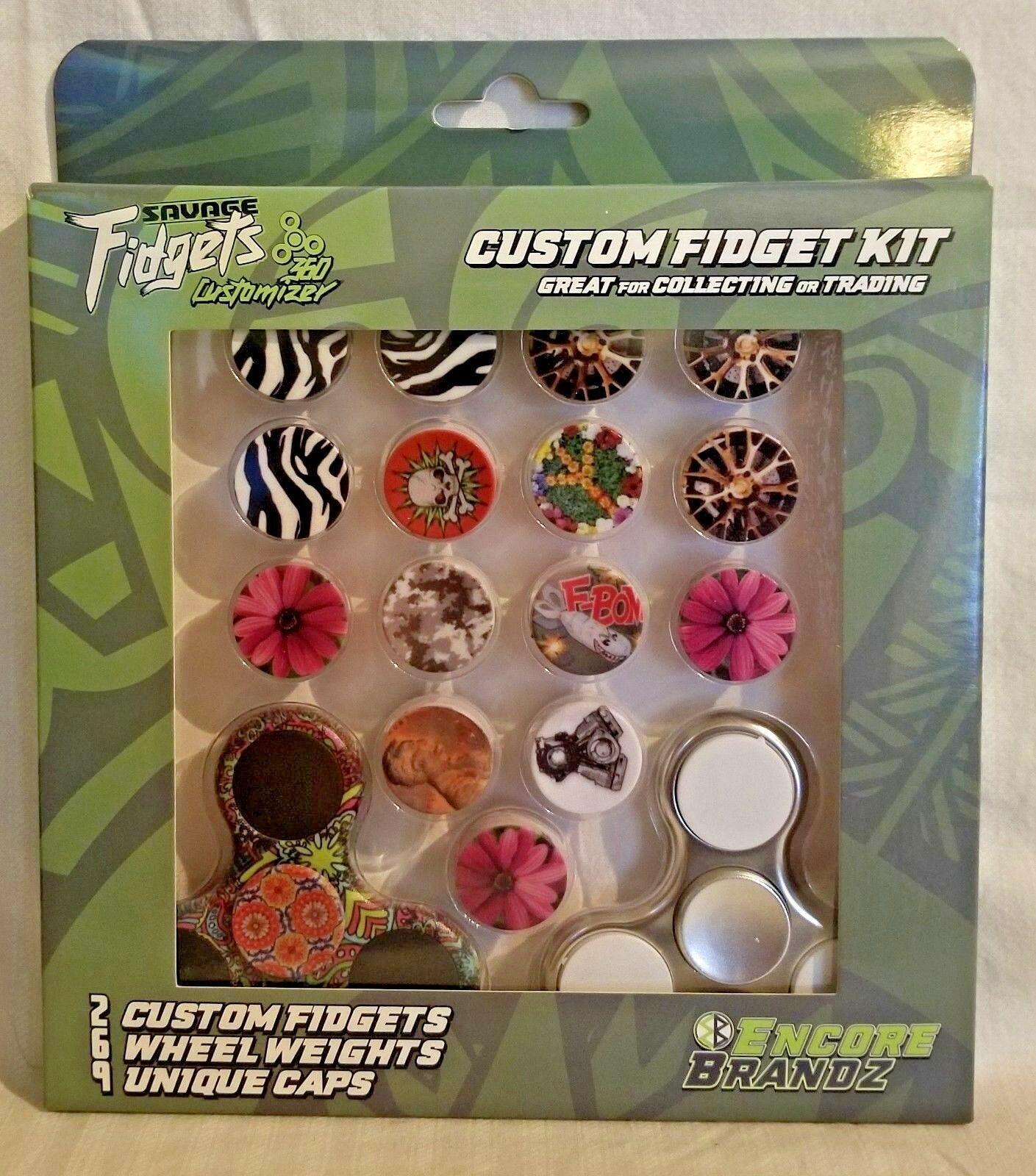 Fidgets 360 customizer...custom fidget kit ...free shipping image 3