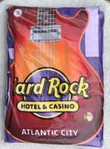 Hard Rock Cafe Atlantic City Beach towel - $34.00