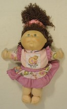 Cabbage Patch BF456 Vintage First Edition Baby Doll Plastic Fabric - $27.24