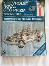 Repair Manual-Base Haynes 24060 - $12.82
