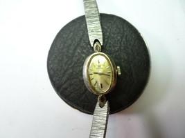 Omega 485 17 Jewel Vintage Ladies Cocktail Watch For Restoration Or Parts - $178.99
