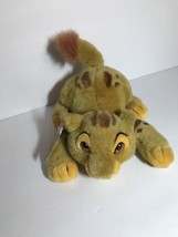 The Lion King * Baby Cub Simba * Plush Doll * Disney 9 in Classic * Vintage - $9.89