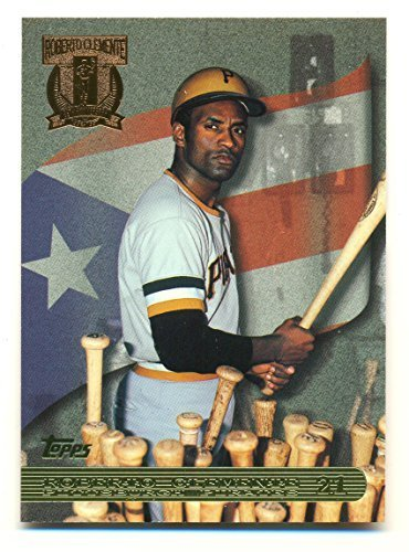 1997 Topps Roberto Clemente HOF 25 Anniversaty Complete 5 Card Set BC1-BC5 - Pit