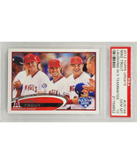 PSA 10! RARE! SP MIKE TROUT ROOKIE! 2012 TOPPS UPDATE #US144 LAUGHING VA... - $3,499.95