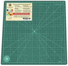 Calibre Art Self Healing Rotating Cutting Mat, Perfect for Quilting & Ar... - $54.25