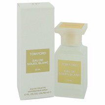 Tom Ford Eau De Soleil Blanc Eau De Toilette Spray 1.7 Oz For Women  - $156.50