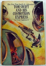 Tom Swift and His Cosmotron Express no.32 Victor Appleton II First Editi... - $65.00