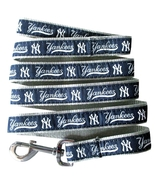 NY Yankees Team Nylon Dog Leash by Pets First, ... - $11.99