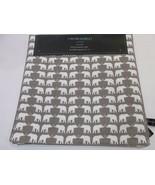 Cynthia Rowley White Elephant Placemats Home Decor Set of 4 - $24.99