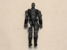 2004 Hasbro G.I. Joe Snake Eyes Action Figure (Ref # 47-18) - $8.00
