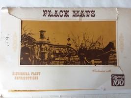 4 Flint Michigan 100 Years of Citizen's Bank Historical Flint Place Mats - $29.69