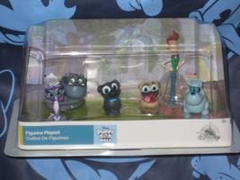 Disney Store Puppy Dog Pals 6 Piece PLAYSET/CAKE Topper Brand New - $22.00