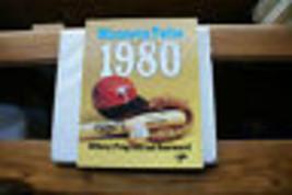 Old Vintage 1980 Minnesota Twins Official Program & Scorecard Baseball M... - $9.99