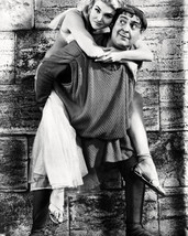 A Funny Thing Happened on the Way 8x10 Photo Zero Mostel and girl - $7.99