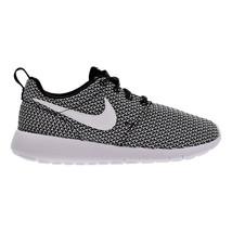 Nike Roshe One Big Kids (GS) Shoes Black-White 599728-040 - $64.95