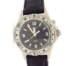 Vintage Fossil DRT 259905  5 ATM Indiglo Backlight Ladies Women's Watch ... - $49.49