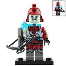 Blizzard Archers (Ice Samurai) Ninjago Minifigure Block Gift Toy New - $2.99