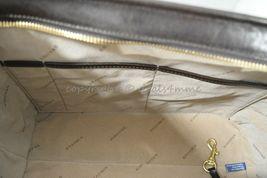NWT Brahmin Schooner Smooth Leather Satchel/Shoulder Bag in Sand Westport image 5