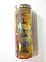 Neca HeroClix Marvel Classic Iron Man Armor Wars Battle Pack vs Iron Monger - $19.75