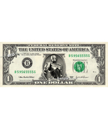 ROBOCOP on a REAL Dollar Bill Cash Money Collectible Memorabilia Celebrity - $8.88