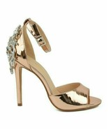 So Me, Rosegold Every Sandal - $40.00