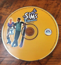 Sims Vacation Expansion Pack EA Games Software Disc CD 2002 - $12.99