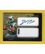 BILAL POWELL AUTOGRAPHED JERSEY CARD 2011 TOPPS INCEPTION NEW YORK JETS - $7.68