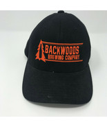 Backwoods Brewing Company Hat Carson WA Fitted S M Baseball Cap Pro 185 ... - £15.72 GBP