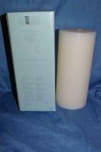 Partylite 4 x 9 Pillar Vanilla Party Light - $28.00