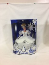 Barbie Doll Collectible 1996 Holiday Princess Barbie as Walt Disney's Ci... - $24.74