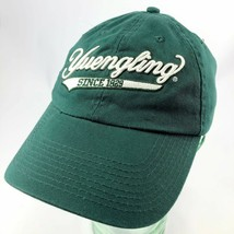 Yuengling Green 100% Cotton Strapback Baseball Cap Hat Embroidered Since... - $13.99