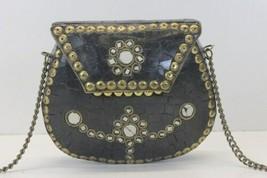 Unbranded Metal Small Vintage Shoulder Purse Crossbody image 1