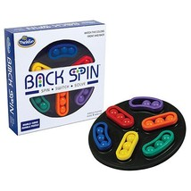 Back-Spin Handheld Puzzle Game - $38.37