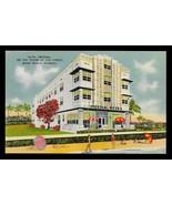 Hotel Imperial Postcard Florida Miami Beach Deco Exterior Sun Bathers  F... - $24.99