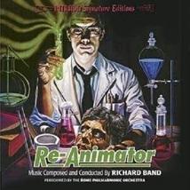 Re-Animator - Soundtrack/Score CD ( Like New ) - $38.80