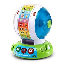 LeapFrog Spin & Sing Alphabet Zoo - $22.42
