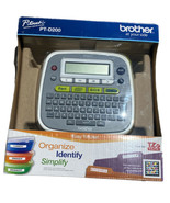 Brother P-touch Home and Office Labeler PT-D200 New - $32.66