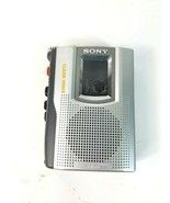 Sony TCM-150 Cassette Corder Handheld Recorder Microphone Player For Par... - $19.34