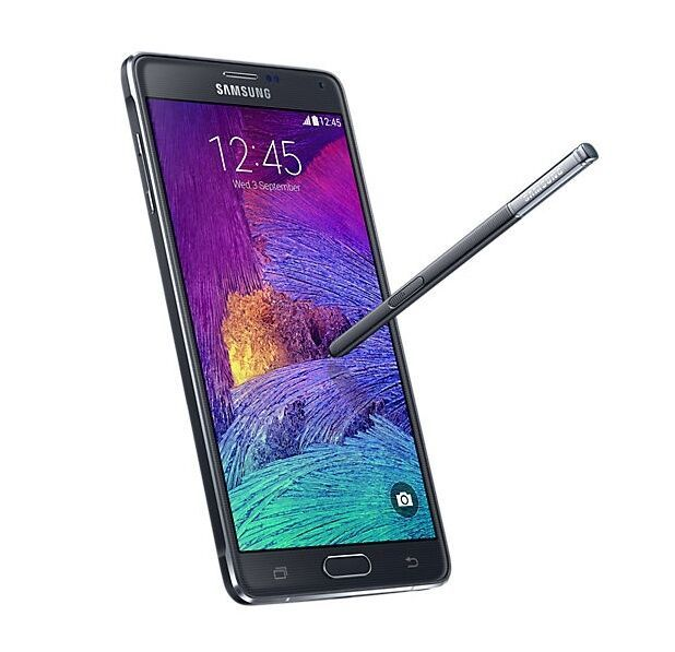 Samsung Galaxy Note 4 SM-N910 32GB UNLOCKED Black