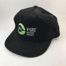 Vintage Cargill Hybrid Seeds Corduroy SnapBack Hat - $11.87