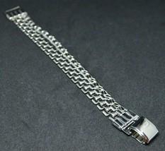 Pcraft Silver Tone Multi-Strand Chain Link Bracelet Set 1960s - $19.79