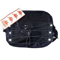 New Kappa 222 BANDA ALDAZ Crossbody Sling Bag blue White Fanny Men's Bel... - $53.00